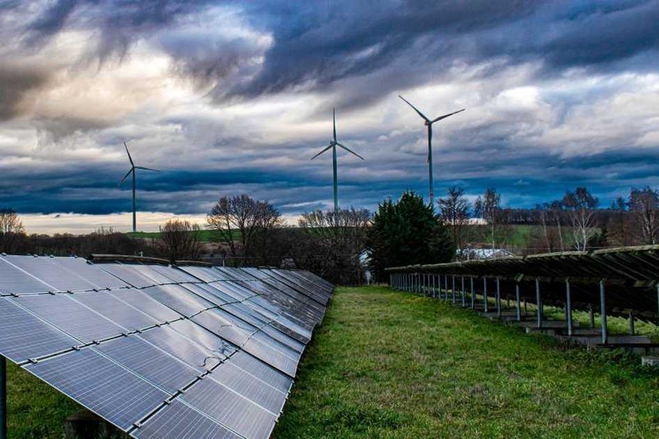 Erneuerbare Energien Etf
