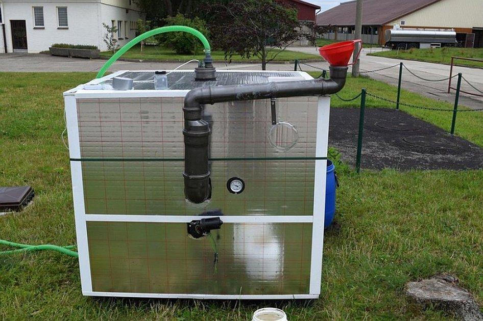 neues crowd projekt mini biogasanlagen finanzieren. Black Bedroom Furniture Sets. Home Design Ideas